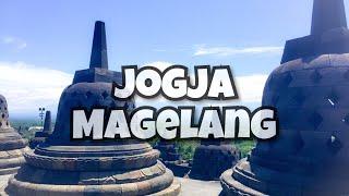Jalan Jalan ke Jogja bawa mobil dari Jakarta
