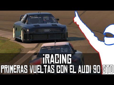 iRacing || Primeras vueltas con el Audi 90 Quattro GTO