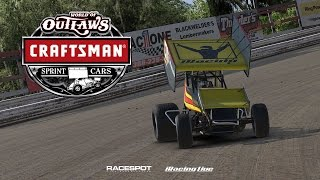 4: Williams Grove // World of Outlaws Craftsman Sprint Cars