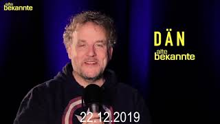 """Alte Bekannte - """"Das Leben ist schön""""-Tour 2019/20 // 22.12.2019, kultBOX"""