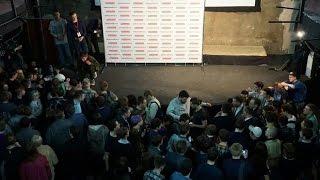 Открытие штаба Навального/Красноярск/Хороший звук (12.05.2017)