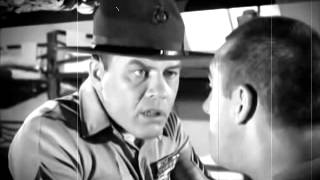 Gomer pyle overcomes the obstacle course PART 2!