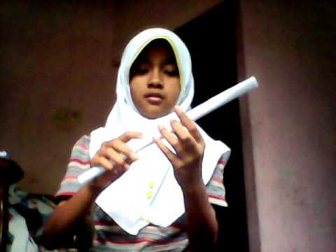 Cara membuat tongkat sihir nathkat peri dari kerta