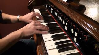 We Plough the Fields, and Scatter (Wir Pflügen) - Hymn - Berlin Reed Organ