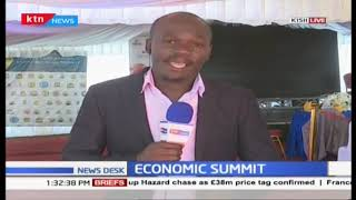 Economic summit aiming at assessing the progress of the lake region economic bill