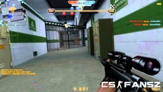 CS Nexon Zombies Gave me EBOLA?! | Zombie Escape | Hitchhiking