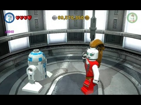 LEGO Star Wars III: The Clone Wars - Red Brick Guide - All 18 Red Brick Locations