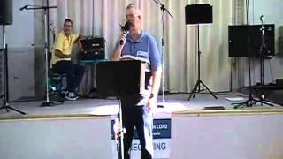 Pastor: Billy Douglas, Walk A Little Farther. September 11, 2010.