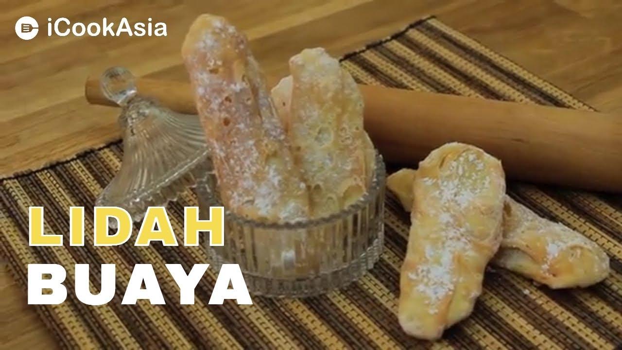 Resepi Kuih Lidah Buaya Kuih Tradisional Try Masak Icookasia Kuih Raya Youtube