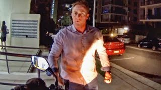 Stupid, Crazy & Angry People Vs Bikers 2019 [Ep.#610] ANGRY MAN!