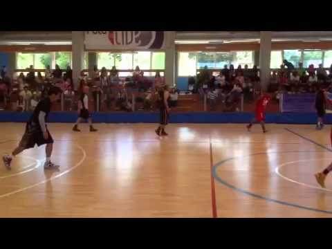 Jao's Cup Exhibition Game w/ Bal David & Marlou Aquino