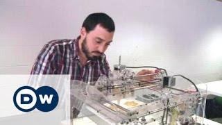 Essen Aus Dem 3D-Drucker | Wirtschaft