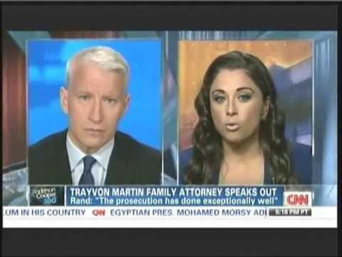 Jasmine Rand on Anderson Cooper July 2 2013