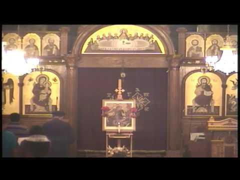 Arsani Sidarous - Glorification for St Mercurius- Jul 31, 2016
