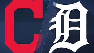 Tigers come back from 5 down to beat Indians: 5/15/18