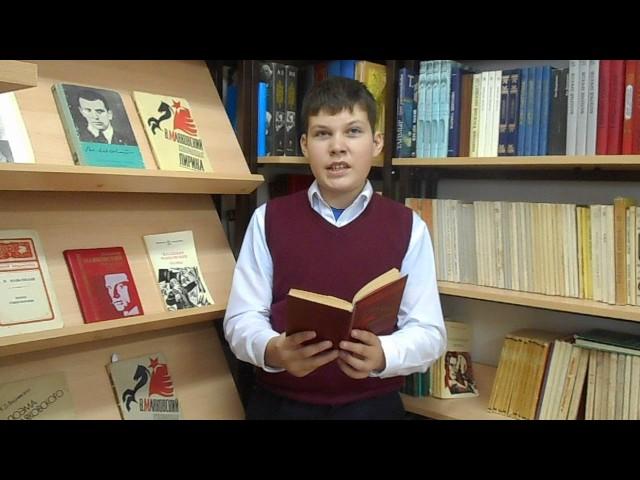 Изображение предпросмотра прочтения – СергейТимофеев читает произведение «Сказка о Красной шапочке» В.В.Маяковского