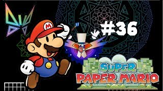 [Let's play FR] Super Paper Mario - LA FIN DES MONDES ! - #36