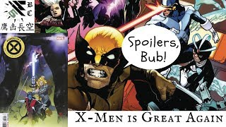 Powers of X #3 X-Men Review | Jonathan Hickman, R. B. Silva, and Marte Gracia - THANK YOU!