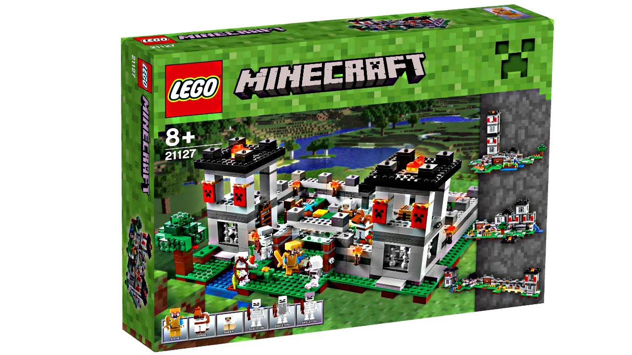 LEGO Minecraft 2016 Summer sets pictures! - YouTube