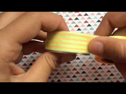 3 diy facile a faire avec du washi tape !!! - youtube