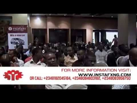 InstaForex Trading Conference Lagos