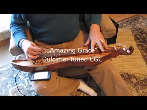 Amazing Grace tuned DAD and CGC