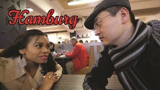 Canadian Travellers Go to Hamburg Germany
