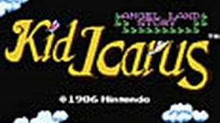 CGR Undertow - KID ICARUS for NES Video Game Review