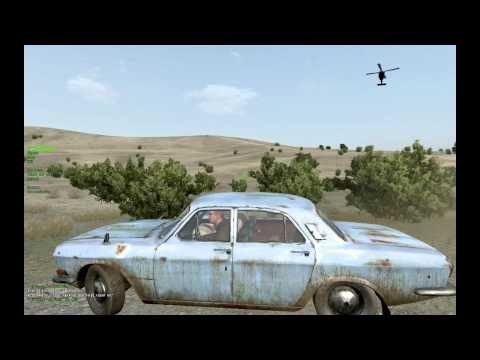 """Arma 2: Takistan Life Drug Running- """"Those suitcases were here already"""""""