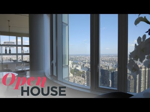 A Penthouse Palace on 57th Street | Open House TV