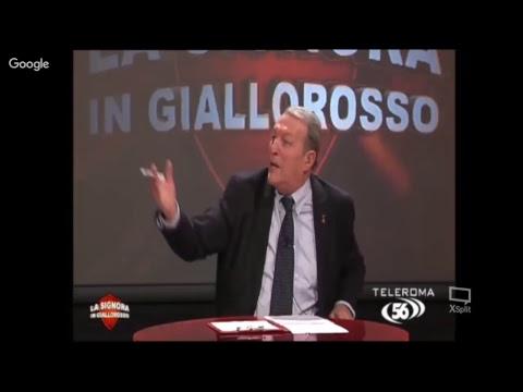La Signora in Giallorosso - Puntata del 11/02/19