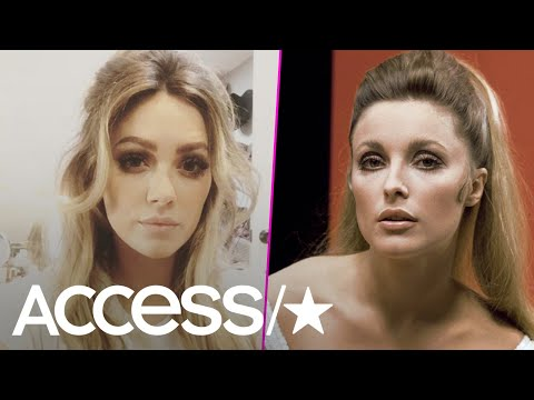 Hilary Duff Transforms Into Sharon Tate For New Role & The Resemblance Is Uncanny | Access