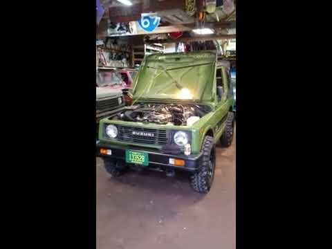 Suzuki engine OIL LEAK – Distributor O-Ring replacement.  SAMURAI SIDEKICK GEO TRACKER