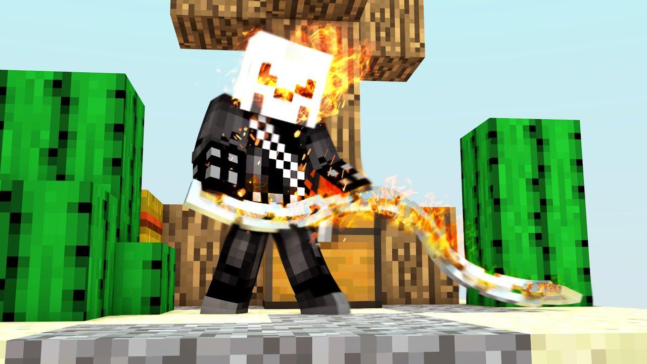 Minecraft SOU O MOTOQUEIRO FANTASMA SKY WARS LOKI YouTube - Skins para minecraft pe fantasma