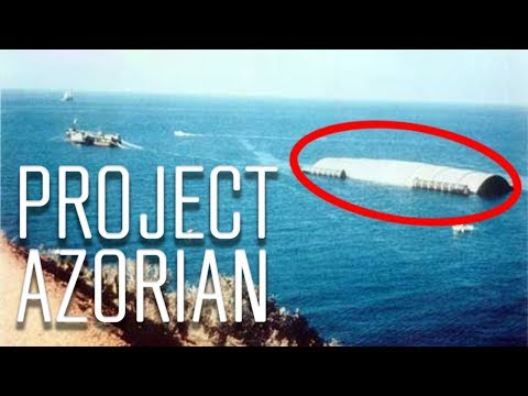 The Secret Plot to Steal a Soviet Nuclear Submarine: What was Project Azorian?