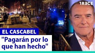 """Policía, sobre los agentes de Linares: """"Hay ovejas negras en todos los colectivos"""""""