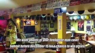 Firefighter Man Caves Teaser