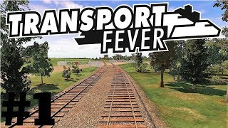 Transport Fever - South England Map - Part 1 - London Terminus
