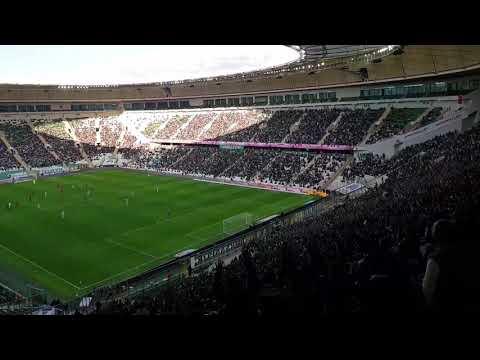 BURSASPOR-Antalyaspor Bursa Gol Gol Gol ( süper atmosfer)