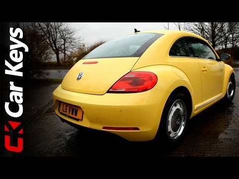 VW Beetle 2013 review - Car Keys