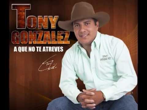 """Tony Gonzalez """"A q no te Atreves"""" Musica Llanera"""