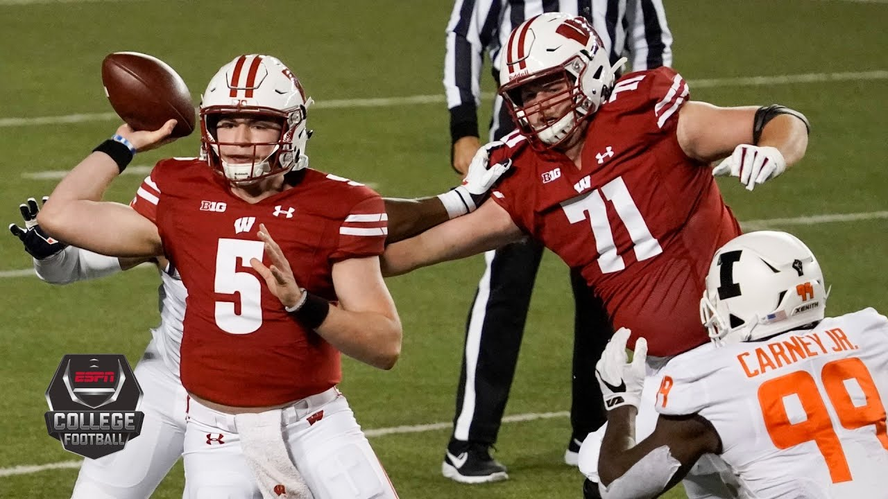 Wisconsin Football vs. Illinois: Start time, how to watch and more