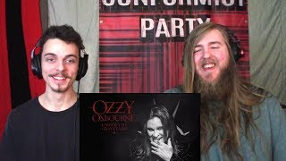 "OZZY OSBOURNE - ""Under The Graveyard"" REACTION"