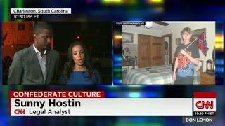 CNN's Sunny Hostin: 'It's a symbol to invo...
