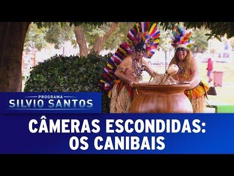 Os Canibais Câmeras Escondidas   Cannibals PRANK (30/07/17)