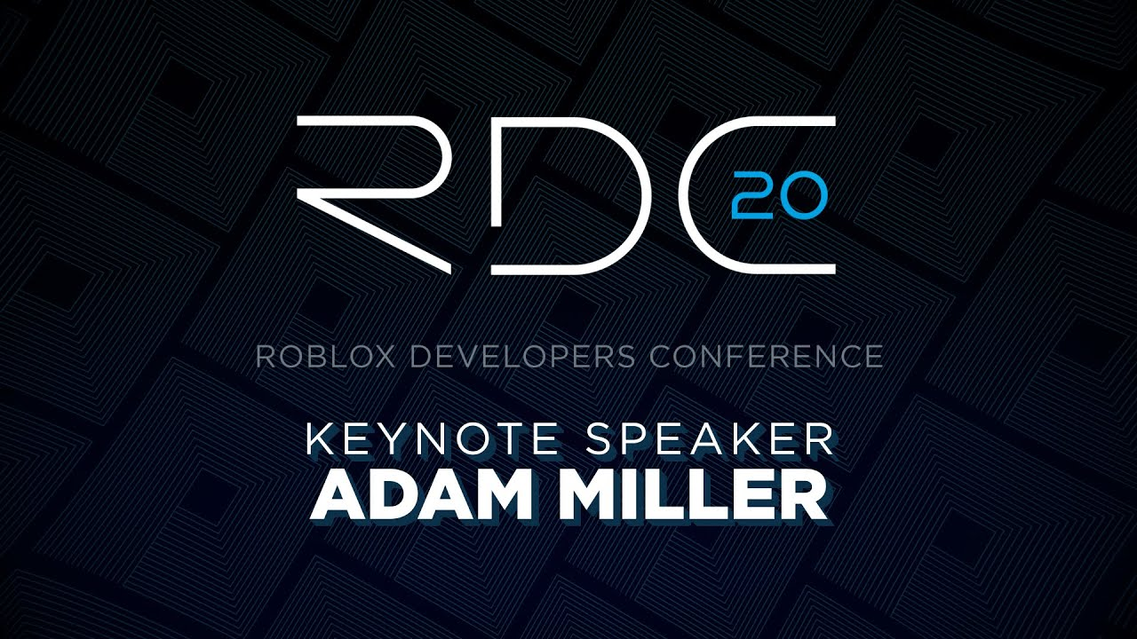 VP of Engineering Keynote Adam Miller | RDC 2020