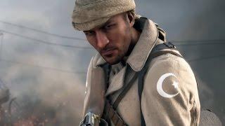 Battlefield 1 ÇANAKKALE Savaşını Oynadık!