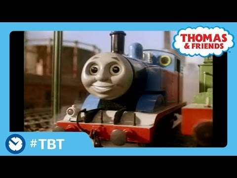 He's A Really Useful Engine | TBT | Thomas & Friends