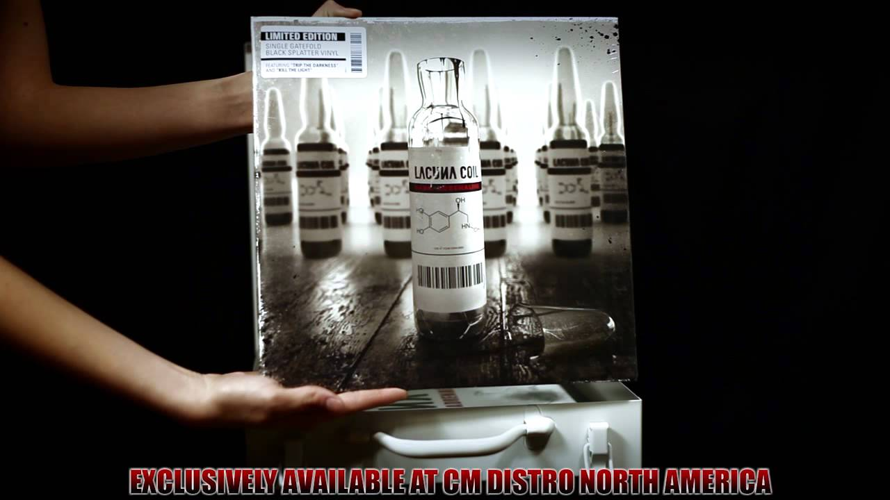 LACUNA COIL — Exclusive Box Set Unveiling