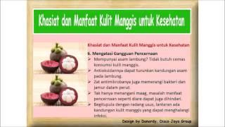 Mangosteen, Amazing Benefits for Health #AyoHidupSehat Untuk waktu yang lama sekarang, manggis telah.